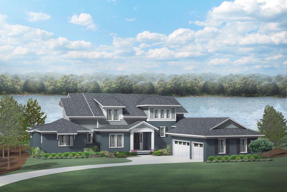Oak Reserve - Available Custom Home - Lutz